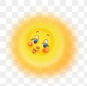 Transparent Cartoon Cute Sun Clipart Picture - Smiley Text Computer Wallpaper PNG