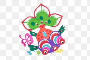 Colorful Goldfish - Carassius Auratus Colorful Goldfish Clip Art PNG