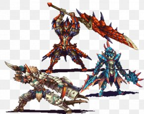 Chrono Trigger - Monster Hunter Tri Final Fantasy VII Monster Hunter 3 Ultimate Final Fantasy IX PNG