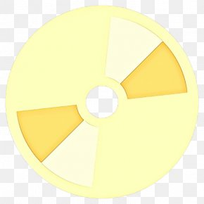 Electronic Device Technology - Yellow Circle Technology Electronic Device PNG