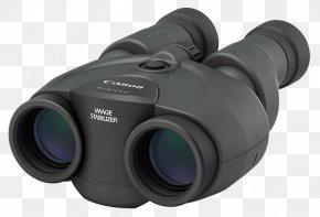 Image-stabilized Binoculars - Canon Binocular 12x36 IS III Hardware/Electronic Canon IS II 10x30 Image-stabilized Binoculars Canon IS 10x30 PNG