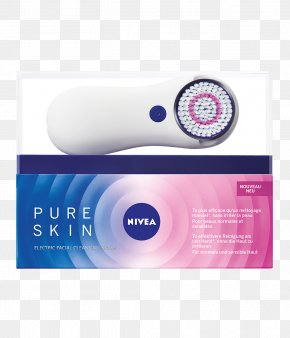Face - Nivea Skin Brush Face Exfoliation PNG