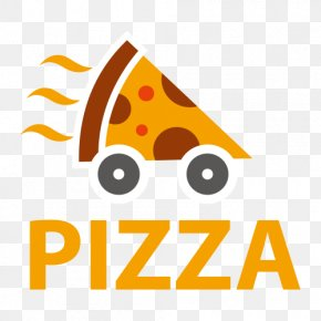 Pizza LOGO Logo Vector - Pizza Delivery Hamburger Take-out Pizza Delivery PNG
