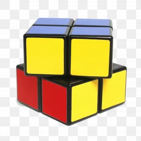 Pocket Cube - Rubiks Cube Toy Pocket Cube Megaminx PNG