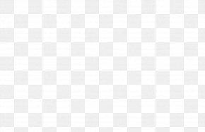Simple Winter Snowflake - White Black Pattern PNG