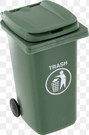 Trash Can - Waste Container Recycling Bin Plastic PNG