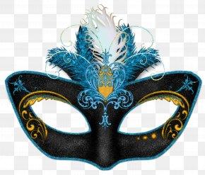 Mardi Gras Party - Masquerade Ball Mask Logo Mardi Gras PNG