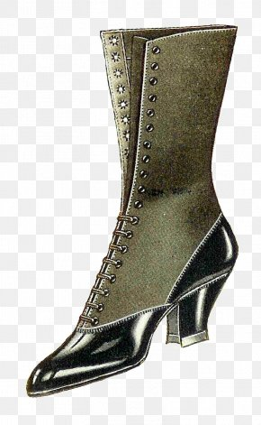Fashion Boot - Fashion Boot Fashion Boot Shoe Clothing PNG