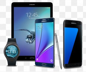 Smart Device - Smartphone Feature Phone Samsung Galaxy Note 5 Samsung Galaxy Tab S2 8.0 Samsung Galaxy Tab S2 9.7 PNG