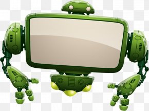 Technology - Technology Robot Computer Television PNG