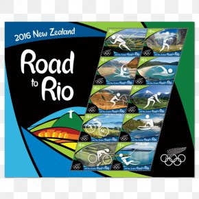 Winner Stamp - 2016 Summer Olympics New Zealand Olympic Games 2012 Summer Olympics Postage Stamps PNG