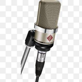 Microphone - Microphone Neumann U47 Georg Neumann Recording Studio Condensatormicrofoon PNG