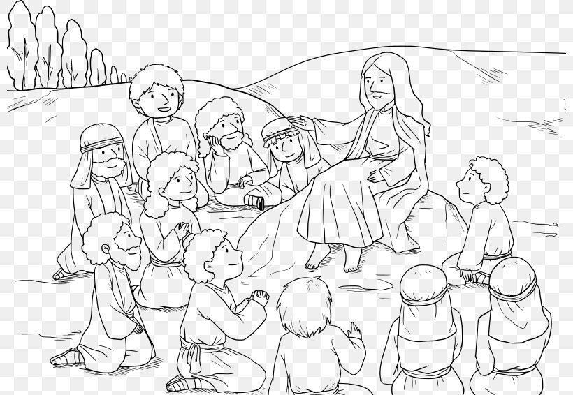 Great Commission Gospel Of Matthew Bible Coloring Book, PNG, 800x566px,  Great Commission, Area, Arm, Art, Artwork