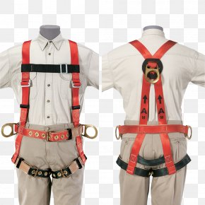 Safety Harness - Climbing Harnesses Safety Harness Klein Tools Fall Arrest Personal Protective Equipment PNG