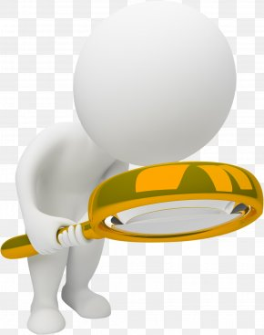 Magnifying Glass - Magnifying Glass 3D Computer Graphics Loupe PNG