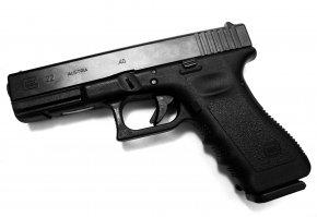 Handgun - Firearm Concealed Carry Handgun Weapon Pistol PNG