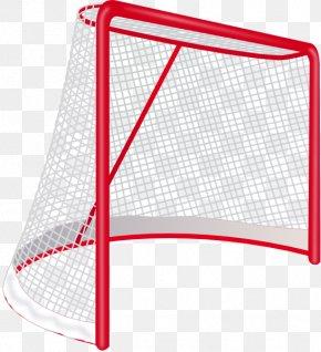 Net Cliparts - Ice Hockey Goal Net Clip Art PNG