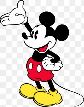 Mickey Mouse - Mickey Mouse Minnie Mouse The Walt Disney Company Ariel Clip Art PNG