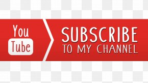 Subscribe - YouTube Button PNG