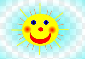 Laughing Sun PNG