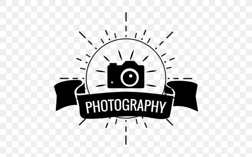 Logo Camera Photography Png 512x512px Logo Artwork Black Black And White Brand Download Free