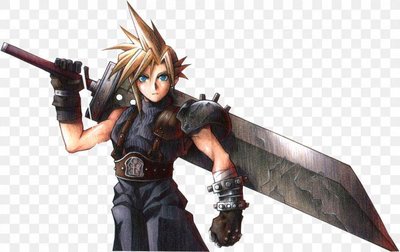 Final Fantasy Vii Remake Cloud Strife Aerith Gainsborough
