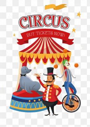Members Circus - Circus Performance Illustration PNG