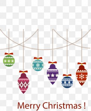 Geometric Pattern Christmas Ball Ornaments - Christmas Decoration Christmas Ornament Christmas Lights Tapestry PNG