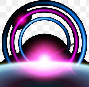 Purple Dream Aperture - Aperture Purple PNG