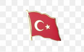 Turkey Flag - Flag Of Turkey Flag Of Turkey Lapel Pin Fahne PNG