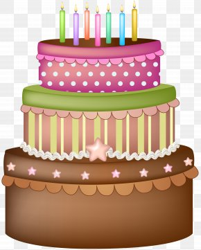 Birthday Cake Clip Art - Ice Cream Cake Birthday Cake Icing PNG