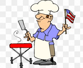 Declaration Of Independence Clipart - Barbecue Labor Day Clip Art PNG