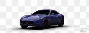 Car - Maserati GranTurismo Car Alloy Wheel Automotive Design Tire PNG