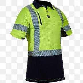 T-shirt - T-shirt Jersey Polo Shirt High-visibility Clothing PNG