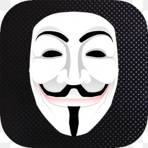 Anonymous - Guy Fawkes Mask Anonymous PNG