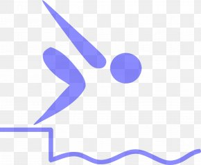 Swimming - Swimming At The Summer Olympics Summer Olympic Games Clip Art PNG
