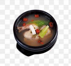 Jujube Chicken Soup - Chicken Soup Samgye-tang Jujube PNG