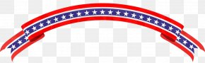 Degenerate Banner - United States Of America Clip Art Vector Graphics Image PNG