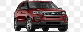 Ford - Ford Motor Company 2018 Ford Explorer Sport Utility Vehicle Automatic Transmission PNG