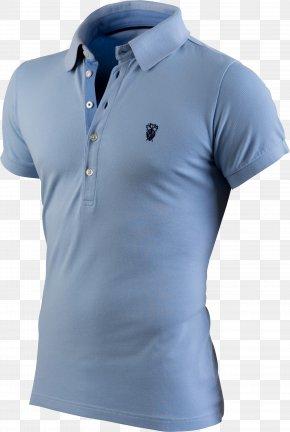 Polo Shirt - T-shirt Polo Shirt Circle Sleeve PNG