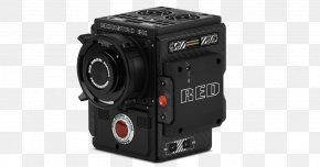 Camera - Red Digital Cinema Camera Company 8K Resolution Full-frame Digital SLR Film PNG
