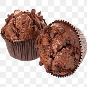 Chocolate Cake - Muffin Flourless Chocolate Cake Chocolate Brownie Cupcake PNG