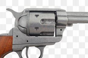 45 Colt - Trigger Revolver Firearm Colt Single Action Army Colt's Manufacturing Company PNG