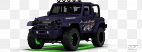 Jeep CJ - Jeep Wrangler Car Off-roading Vehicle PNG
