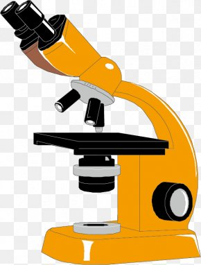 Vector Painted Microscope - Microscope Royalty-free Clip Art PNG
