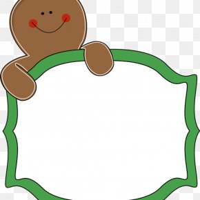 Ginger - The Gingerbread Man Clip Art Gingerbread House PNG