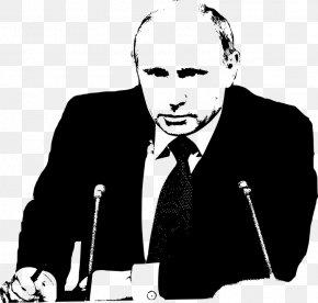 President Vladimir Putin - Vladimir Putin President Of Russia T-shirt PNG