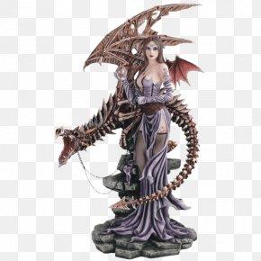 Fairy - Figurine Statue Fairy Dragon Legendary Creature PNG