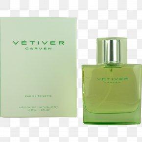 Perfume - Perfume Vetiveria Carven Eau De Toilette Aerosol Spray PNG
