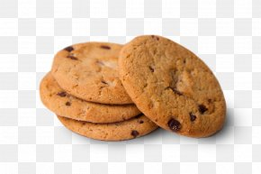 Cookie - Chocolate Chip Cookie Biscuit PNG